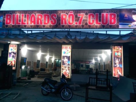Billiards Rô.7 Club